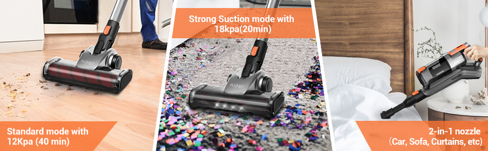 stick cordless vacuum
