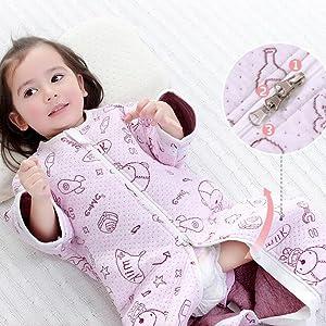 baby girls sleep bag