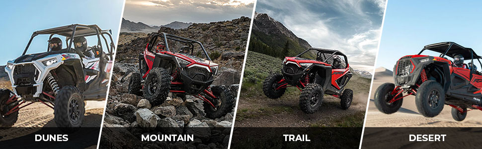 rzr pro xp accessories
