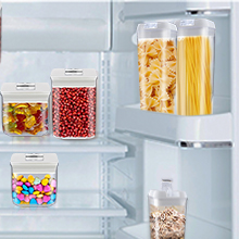 cereal storage containers set