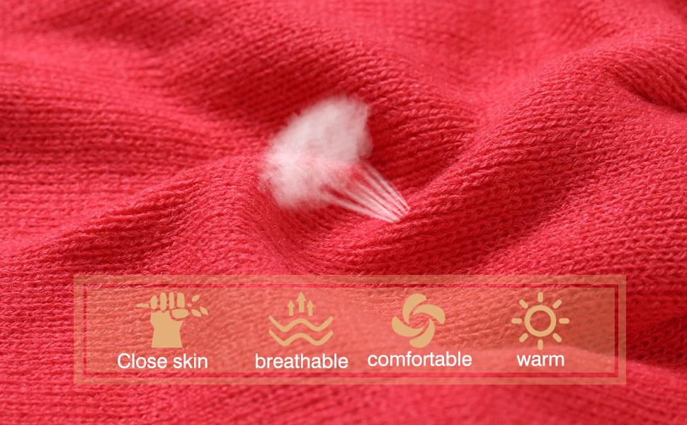 Hiver Chaud tricot/é sans Fil Bluetooth Casque Musique Chapeau pour la Course /à Pied randonn/ée AYPOW Bonnet Bluetooth avec Gants tactiles Cadeau de No/ël