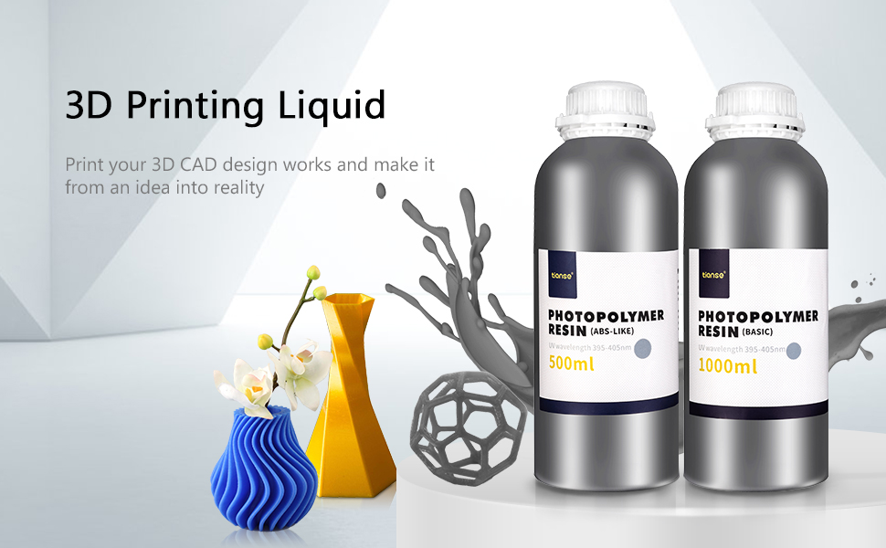 3d printing liquid