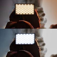 camera lights