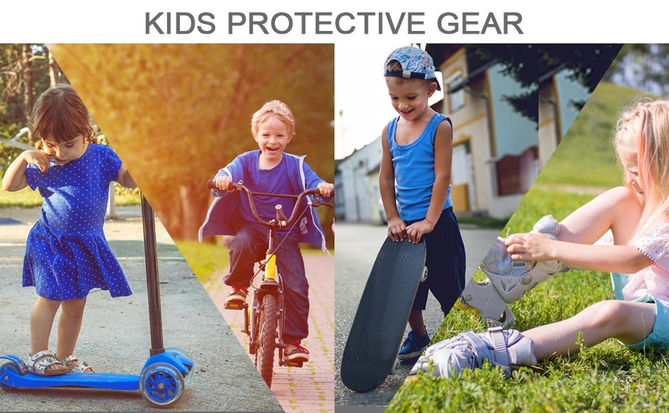 kinder schutzausrüstung set