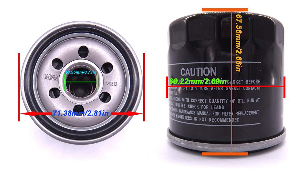 Boat Motor 5GH-13440-00 5GH-13440-30 5GH-13440-70 Oil Cleaner Filter for Yamaha