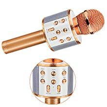 Wireless Bluetooth Microphone for Kids
