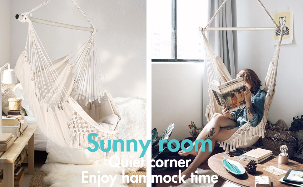 hammock chairs in your room