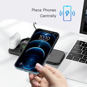 wireless charger stand android fast charge wireless charger phone stand