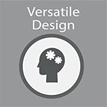 versatile design, monte carlo ceiling fan, heavy duty ceiling fan