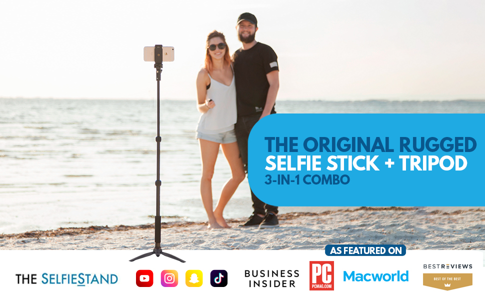 stand ebc selfie stick tripod selfiestand