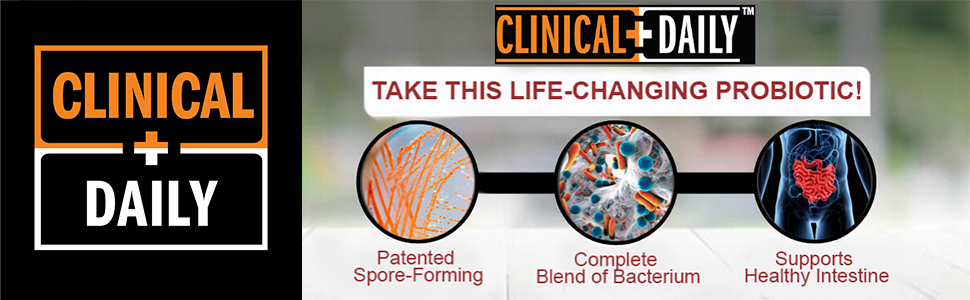 illustrations showing benefits of probiotics