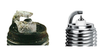 4pcs Professional Iridium Spark Plug - for GMC, Buick, Cadillac, Chevy, Mazda - Replace 9617, 6509, 41-109