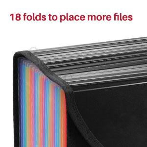 ccordian Folder