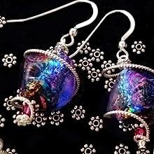 sterling silver wire 925 earrings