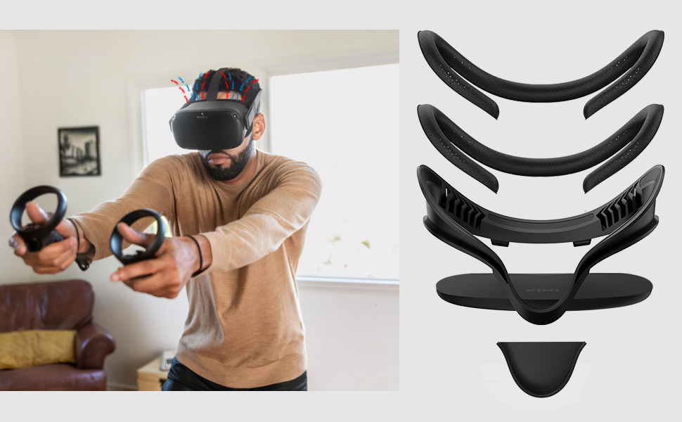 Oculus Quest Face pad