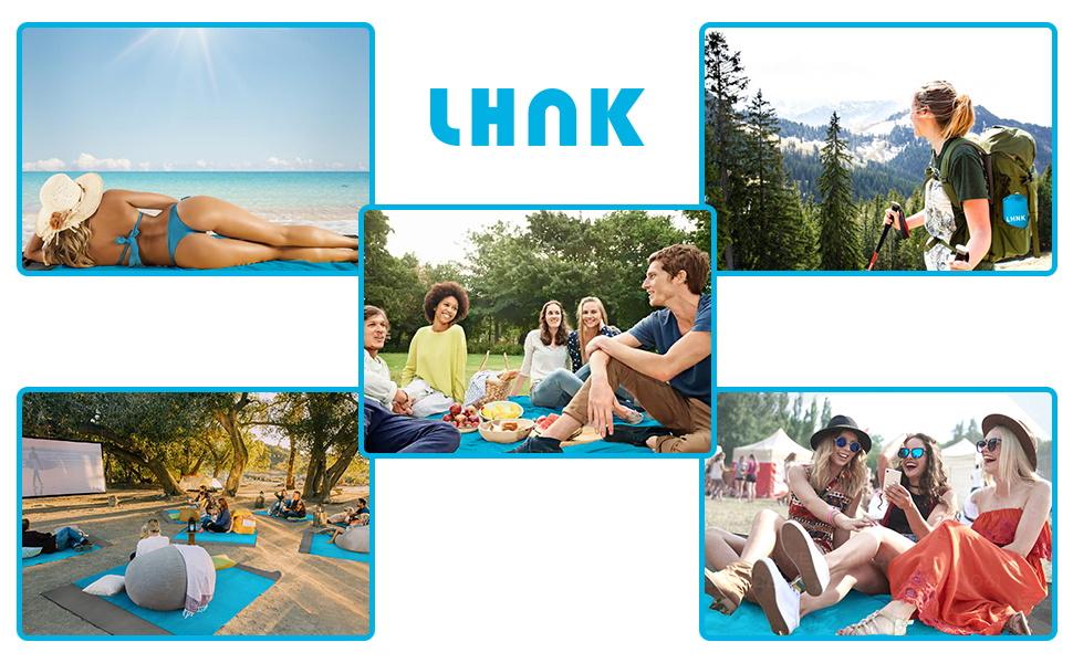 beach blanket, beach mat, picnic blanket, outdoor blanket, waterproof sandproof blanket