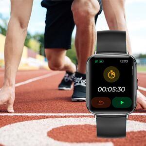 Stopwatch Functionality