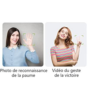 Photo de geste
