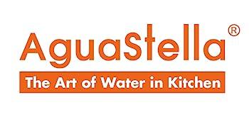 aguastella kitchen faucet logo