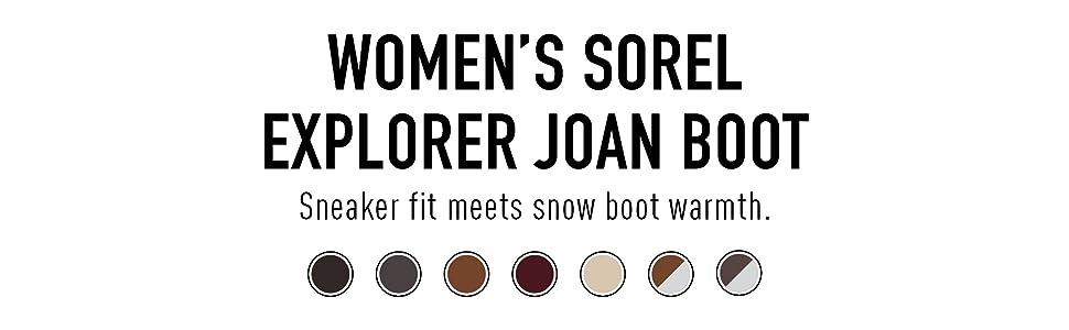 Women's Sorel Explorer Joan Boot
