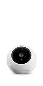apollo indoor camera 1080p fhd ptz camera white