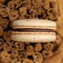 cinnamon dessert (macaroon)