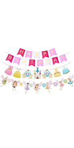 Fairy Birthday Decoration