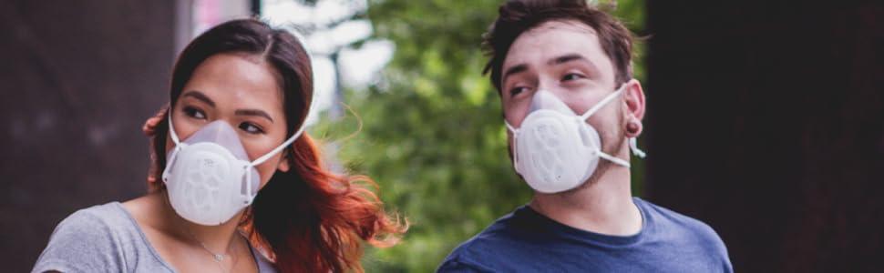 GIll Mask, Reusable Respirator, Face Mask