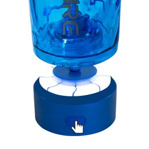 led light press button