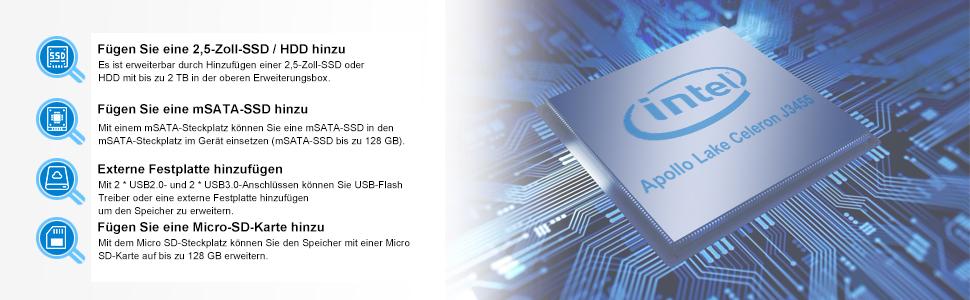intel celeron j3455 chip
