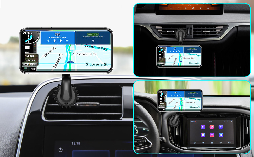Kaistyle magnetic phone mount