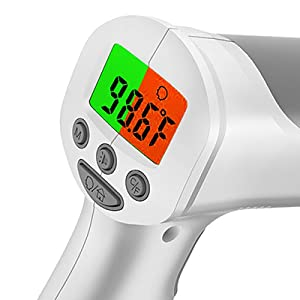 touchless thermometer for babies