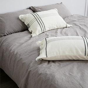 black and white throw pillows 12x20 pillow cover