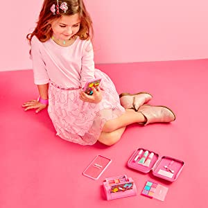 Claire's lip gloss collection, lip balms, unique designs, colorful, scented, cute gifts for girls