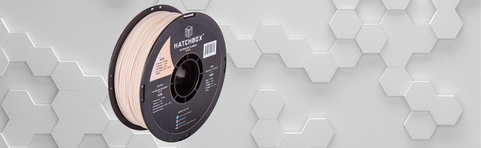 abs 3d printer filament is the ideal filament for both skilled engineers and enthusiasts alike