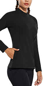 Fleece shirts for women