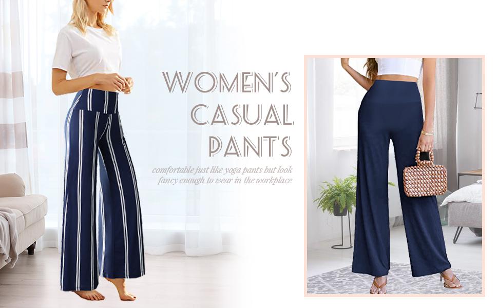 palazzo lounge pants for women