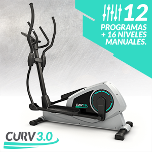 Bicicleta Eliptica Bluefin Fitness CURV 3.0 Elliptical Cross ...