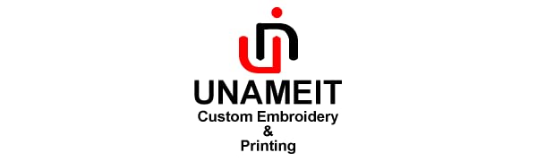 u name it unameit unameitcustom embroidery printing custom hat cap t-shirt tee logo text your own
