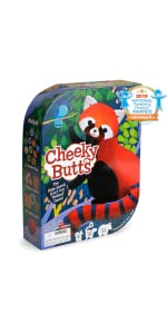 Cheeky Butts kids game