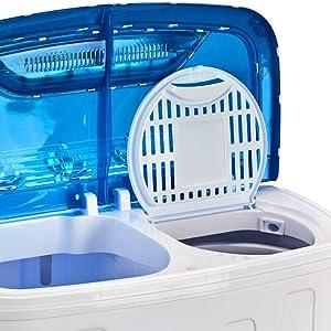 top loading portable washing machine