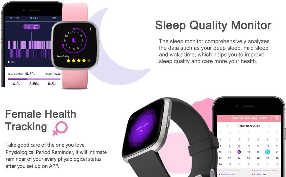 akıllı saat uyku izci