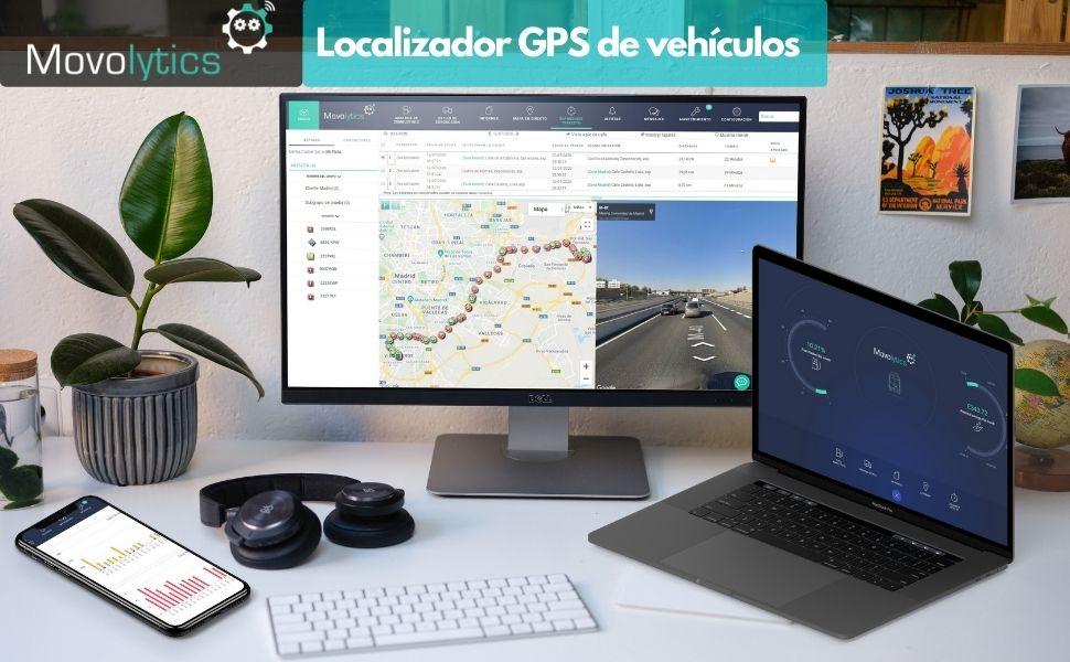 Posición Tiempo Real GPS antirrobo moto