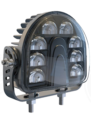 ONERAY red arc forklift safety light
