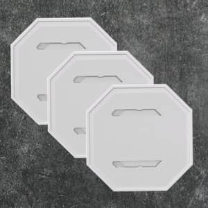 3 pieces adhesive wall hooks
