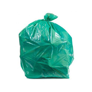 green garbage bag g1
