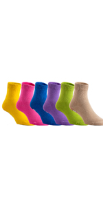 XRDSS Baby Summer Cotton Socks Kids Boy Girl Casual Sports Mesh Ankle Socks 5 Pack