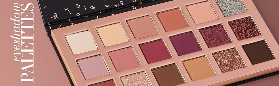 Pippa of London Eyeshadow Palettes