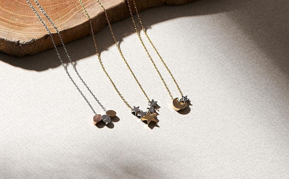 Malove necklaces