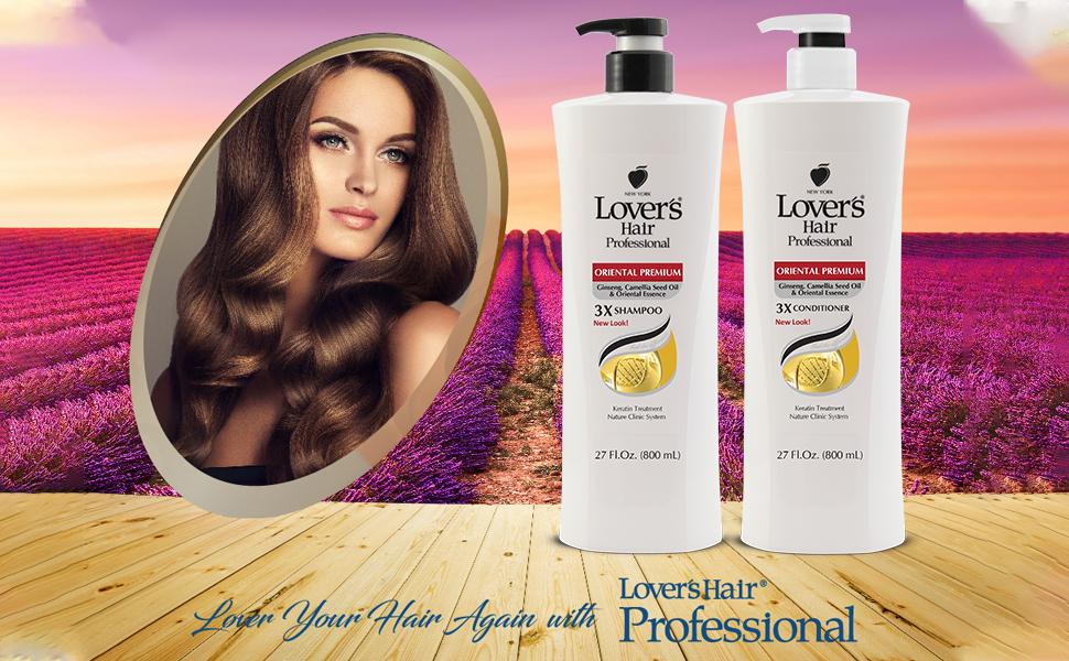 lovers hair professional shampoo for damaged hair oriental premium treatment shampoo conditioner